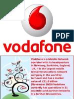 49489451 Final Ppt Vodafone