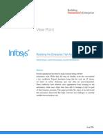 Enterprise Test Automation Vision