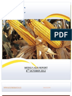 WEEKLY AGRI REPORT BY EPIC RESEARCH- 8 OCTOBER 2012