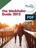 Stockholmguide2012 Eng