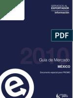Guia de Mercado de Mexico