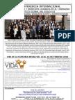 Conferencia Internacional Solidaridad 2013