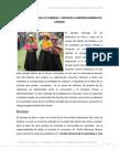 PROCESO DE CONSULTA COMUNAL Y RECHAZO AL  OTORGAMIENTO DE LA LICENCIA SOCIAL AL PROYECTO MINERO CAÑARIACO