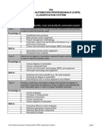 Cap Classification System Web