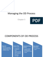 OD Ch 5 Managing the OD Process