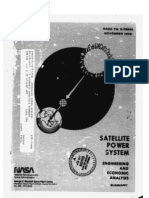 Satellite Power Systems