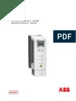 VFD-ACS550