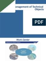 Fleet Management of Technical Objects