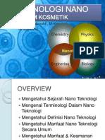 Teknologi Nano Dalam Kosmetik