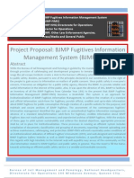 BJMP Fugitives Information System (BJMPFIMS)