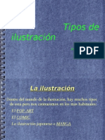 tipos de ilustración