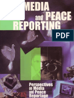 The Media and Peace Reporting