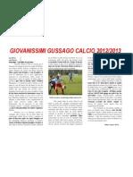 GSEPA-GUSSAGO GIOVANISSIMI 07-10-12