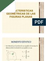 Caracteristicas Geometricas de Figuras Planas