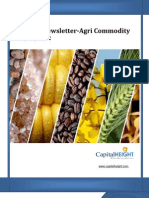 Weekly AgriCommodity Newsletter 08-10-2012