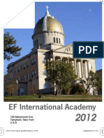 High School Abroad - EFIA NYC Yearbook 2012 Lowres