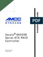 3ware9650SE-InstallGuide