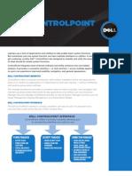 Dell Controlpoint Specsheet