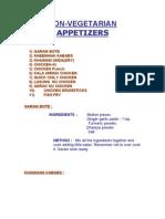 7 Nv Appetizer