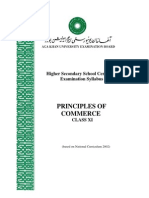 8. HSSCI Principles of Commerce