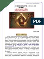 106. Pururea Fecioria Maicii Domnului