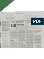 Dr A. Radwan - Nos Ministra Gowina - Rzeczpospolita - 08.10.2012