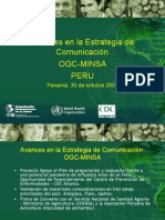Pan Meeting PERU PresentationSp