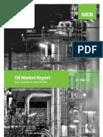 SEB's Oil Market Report