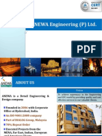 ANEWA Corporate Presentation