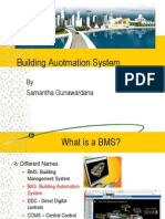 Building Auotmation System_MSc 2009_R1