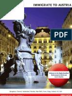 Austria Immigration & Visa Service Consultants