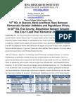 State Senate Polls 2 SDs 15 and 60 -- October 8 2012 -- FINAL