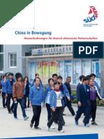 China in Bewegung. Herausforderungen für deutsch-chinesische Partnerschaften