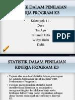 Statistik Dalam Penilaian Kinerja Program k3