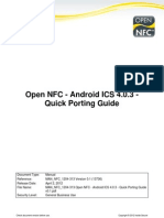 MAN_NFC_1204-313 Open NFC - Android ICS 4.0.3 - Quick Porting Guide v0.1