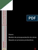 Nuevo Modelo de Presupuesto y Planos Arq. Completos