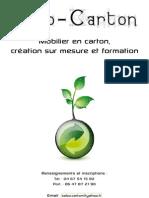 Catalogue Sebo-Carton 2012 - Creations Originales