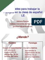 actividadesparatrabajarlafonticaenlaclase-090920212507-phpapp01