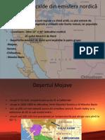 deșerturile calde din emisfera nordică