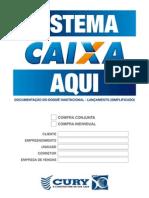 documentação inicial SICAQ