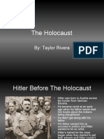 The Holocaust - Power Point