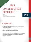 Sentence Construction Practice