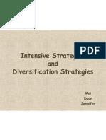 Intensive Strategies(MEI DUAN FER)