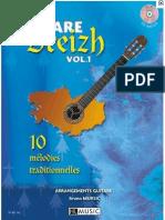 Bruno Mursic Guitar Breizh Vol.1