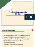 Contolling  Profitability Analysis