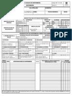 ENF-FO-005 Formato Plan de Cuidado Enfermeria