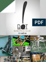 RB001 PPT Basic Robot