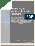 Panamá Agosto 2012