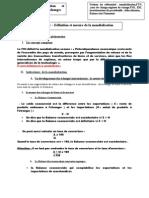 chapitre mondialisation fiches élèves 2008-2009