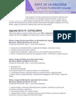 Barcelona, Talleres de Rimas como recurso pedagógico y terapéutico